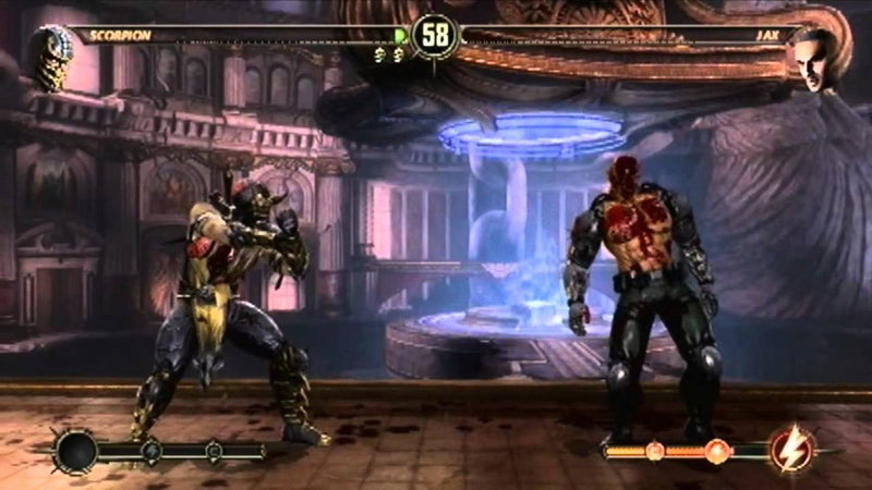 Buy Mortal Kombat: Komplete Edition PS3 Game in Egypt - Shamy Stores