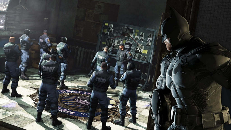 Buy BatMan Arkham Origins (PS3) a PS3 Game from ShamyStores - Shamy Stores