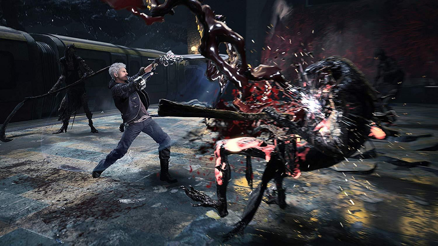 Buy Devil May Cry 5 (PS4) PS4 Game in Egypt - Shamy Stores