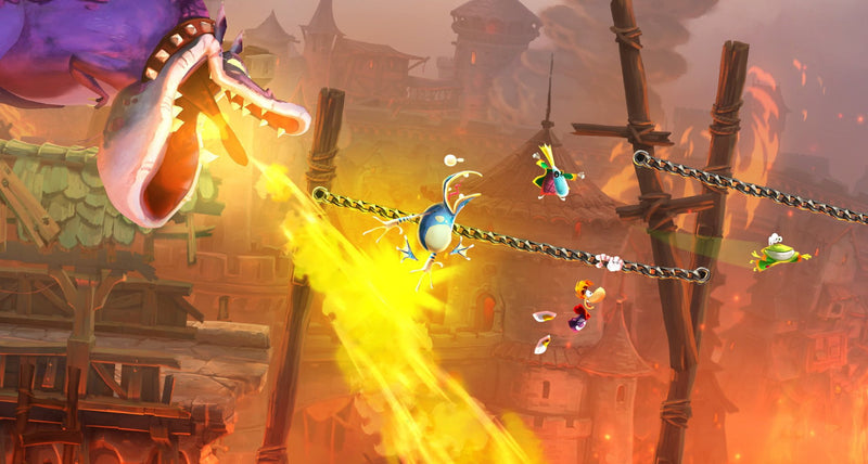 Buy Rayman Legends (PS4) PS4 Game in Egypt - Shamy Stores