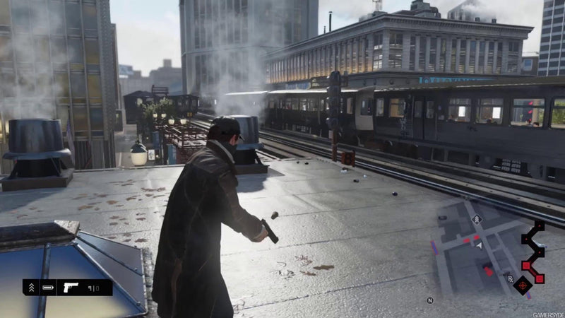 Buy Watch Dogs (PS4) a PS4 Game from ShamyStores - Shamy Stores
