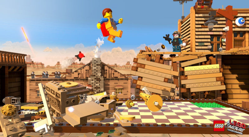 Buy Lego The Movie (PS4) PS4 Game in Egypt - Shamy Stores