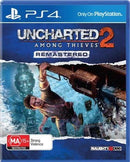 Shamy Stores Uncharted 2 Among Thieves (PS4) Used PS4 Game Naughty Dog Naughty Dog egypt