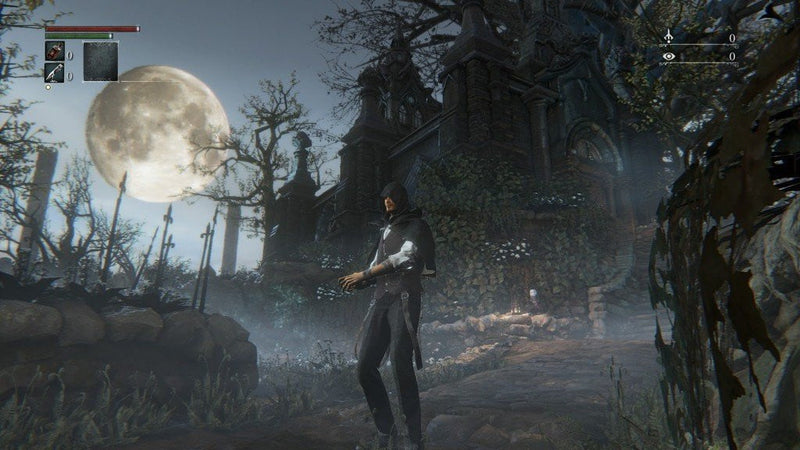Buy Bloodborne (PS4) PS4 Game in Egypt - Shamy Stores
