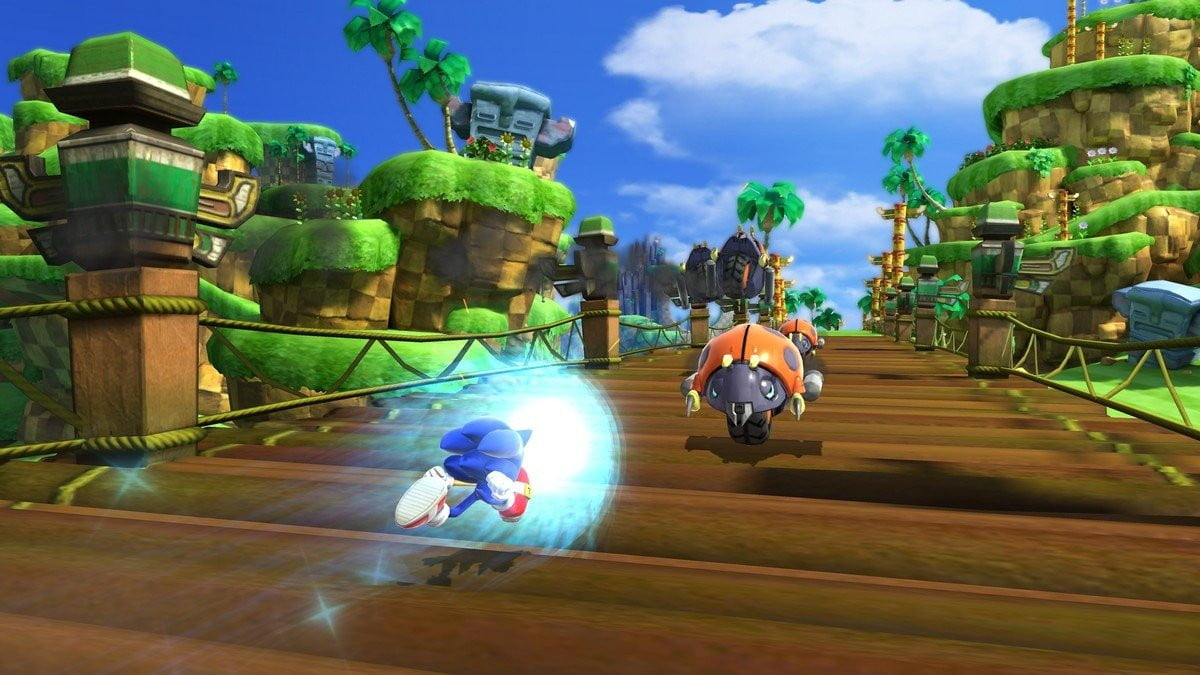 Sonic On Ps3