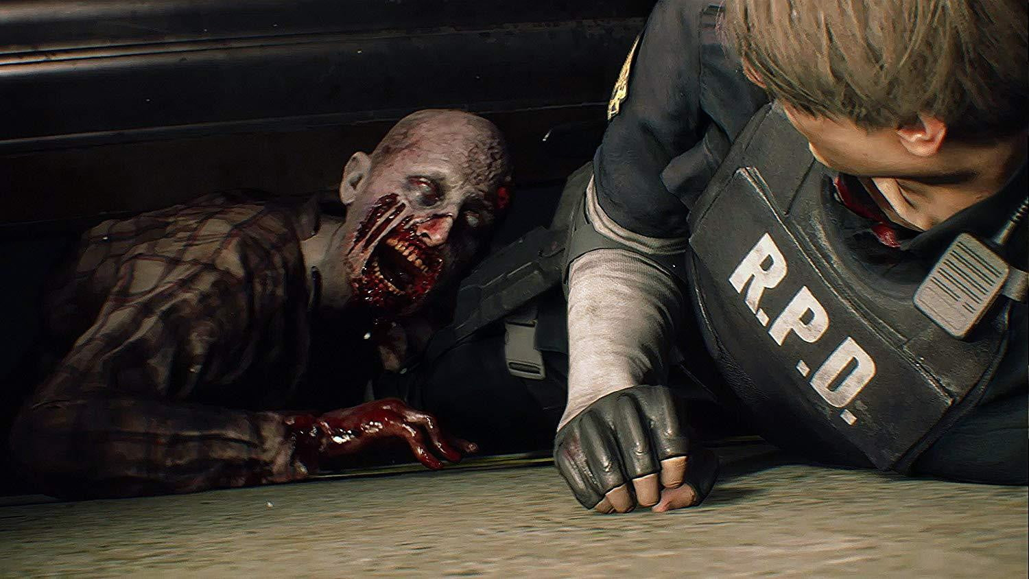 Buy Resident Evil 2 (PS4) PS4 Game in Egypt - Shamy Stores