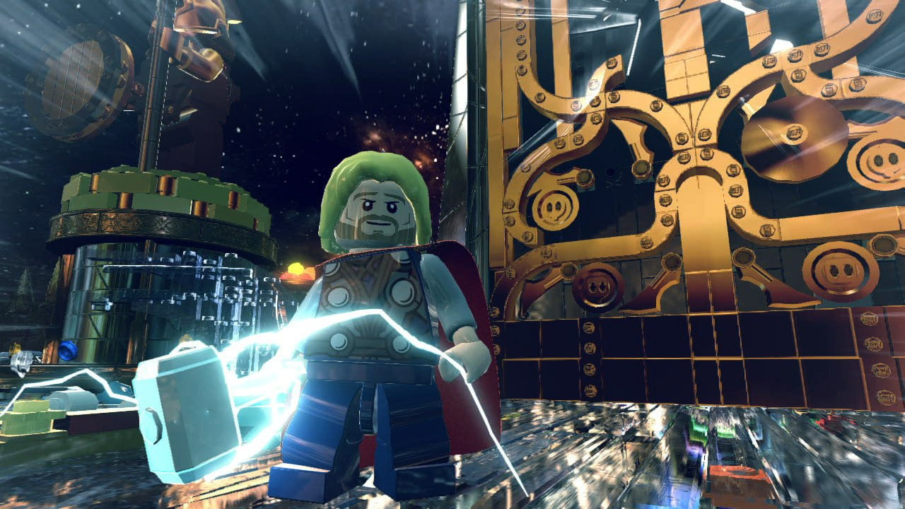 Buy Lego Marvel Super Heroes (XBOX 360) XBOX 360 Game in Egypt - Shamy Stores
