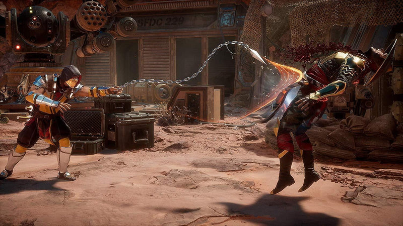 Buy Mortal Kombat 11 (PS4) PS4 Game in Egypt - Shamy Stores