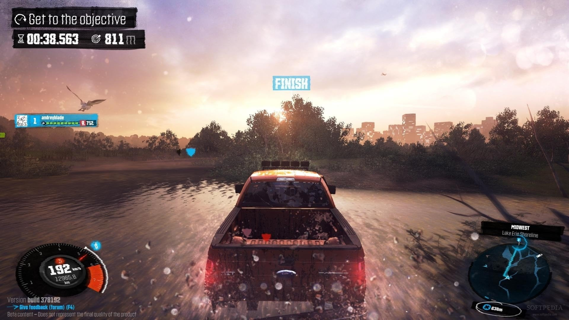 Buy The Crew (XBOX ONE) XBOX ONE in Egypt - Shamy Stores