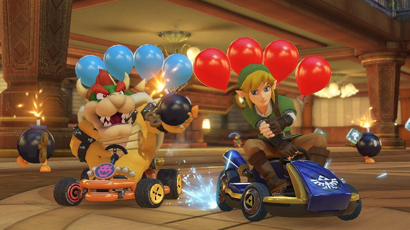 Buy Mario Kart 8 Deluxe (Switch) Nintendo Switch in Egypt - Shamy Stores