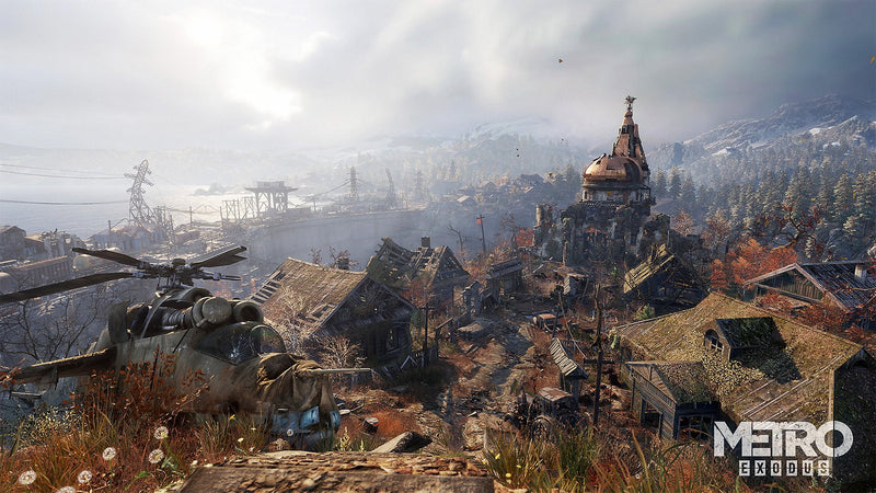 Buy Metro Exodus (XBOX ONE) XBOX ONE in Egypt - Shamy Stores
