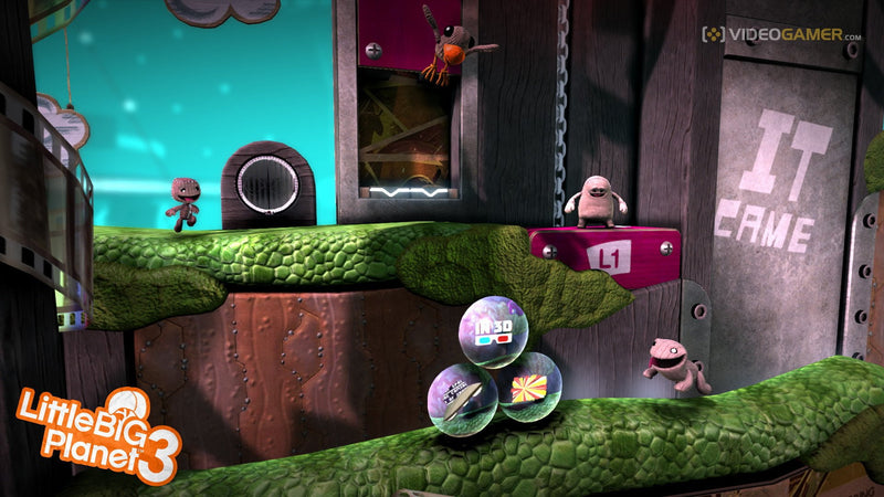 Buy Little Big Planet 3 (PS4) PS4 Game in Egypt - Shamy Stores
