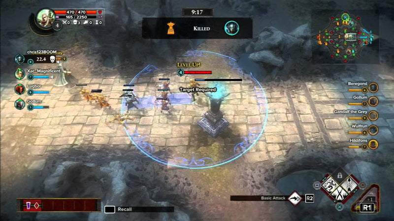 Buy Guardians of Middle-Earth (PS3) PS3 Game in Egypt - Shamy Stores