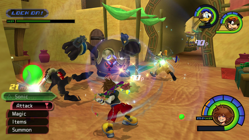 Buy Kingdom Hearts HD 2.5 ReMIX (PS3) PS3 Game in Egypt - Shamy Stores