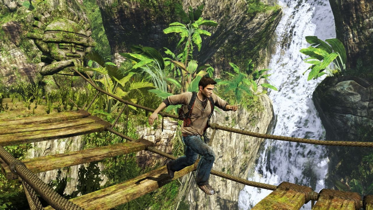 Uncharted: Golden Abyss - ShamyStores