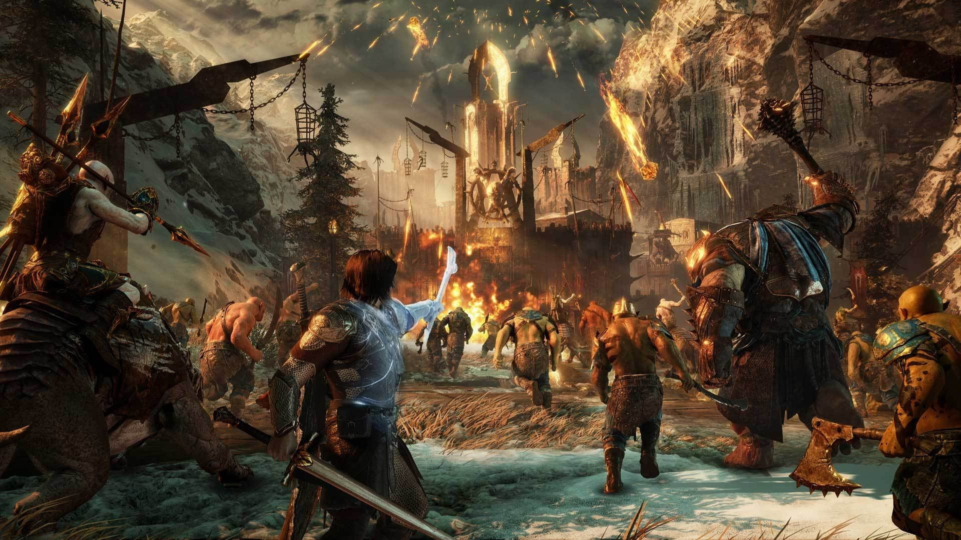 Middle Earth Shadow of War - ShamyStores