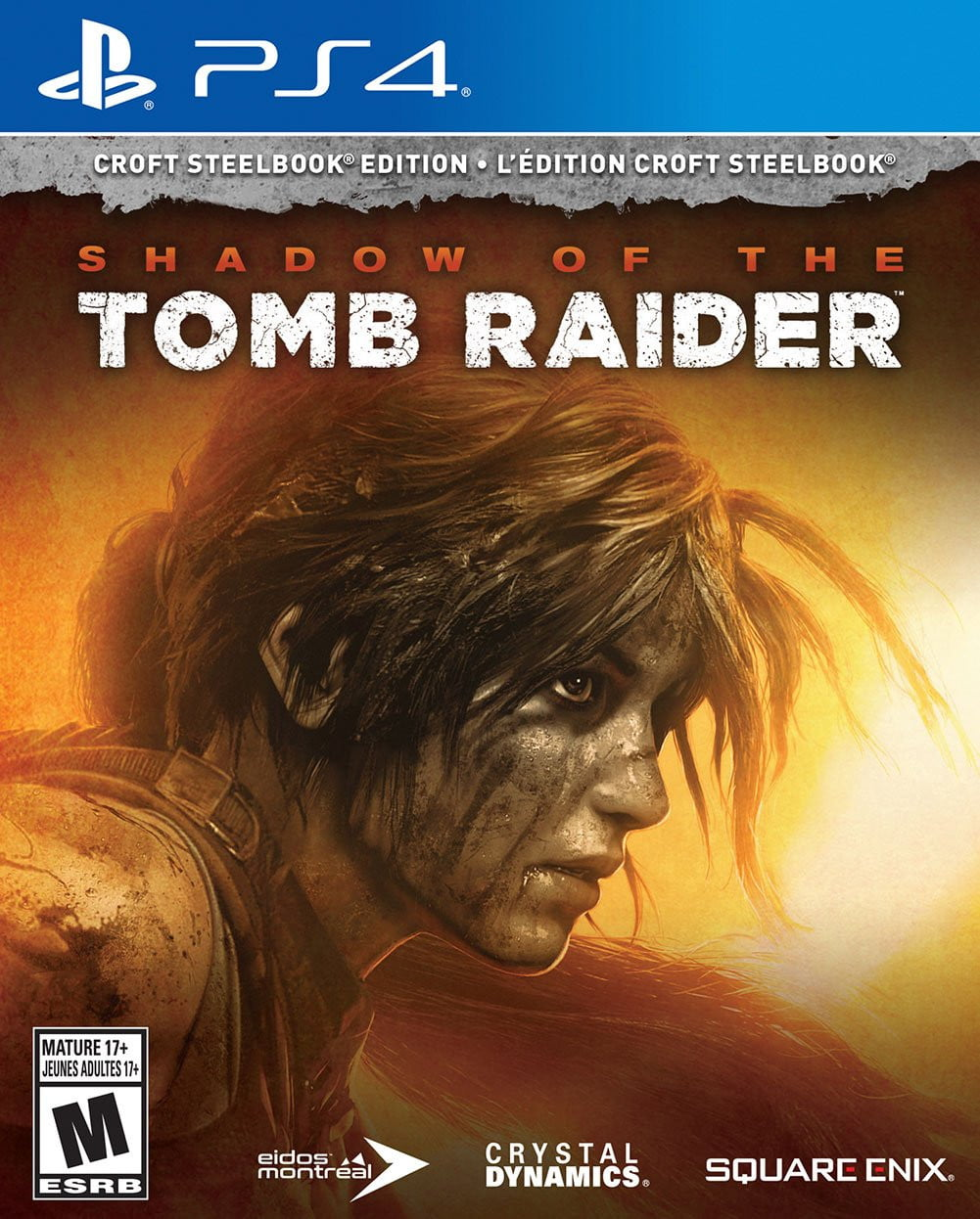 Buy Shadow of the Tomb Raider - Croft Edition (PS4) PS4 Game in Egypt - Shamy Stores