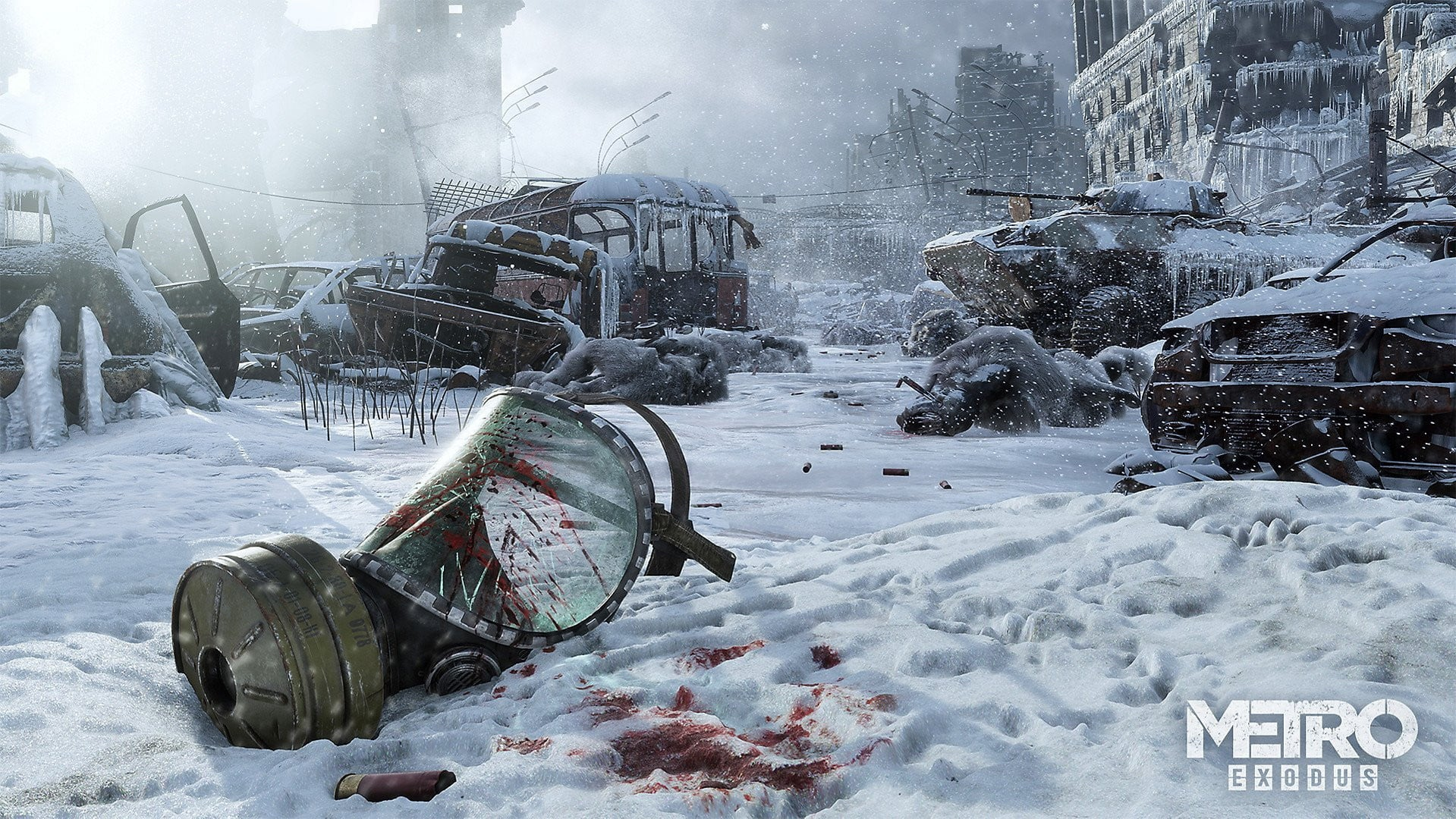 Buy Metro Exodus (PS4) PS4 Game in Egypt - Shamy Stores