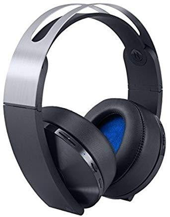Shamy Stores PlayStation Platinum Wireless Headset Accessories Sony Sony egypt