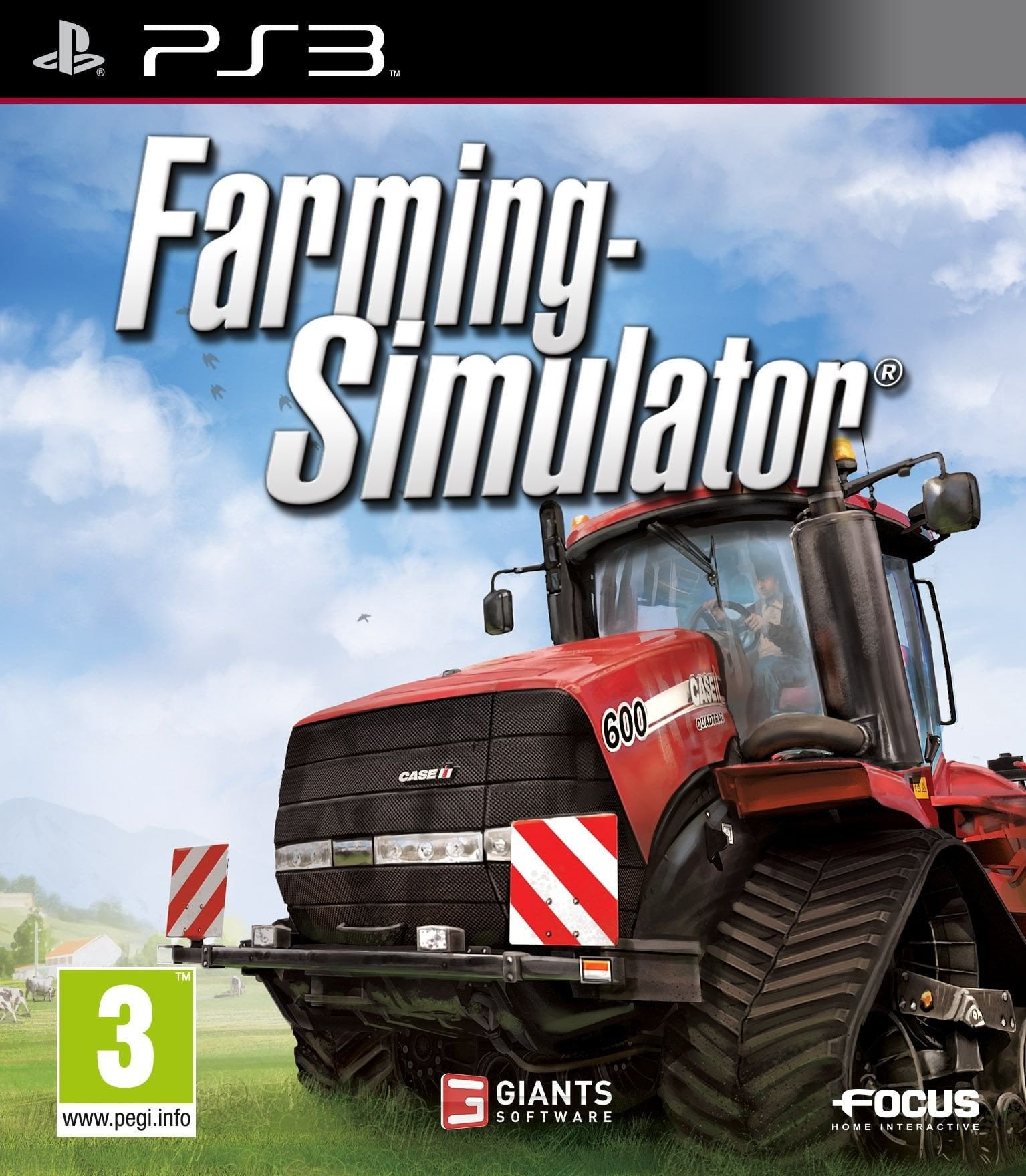 Buy Farmin simulator 15 PS3 Game in Egypt - Shamy Stores