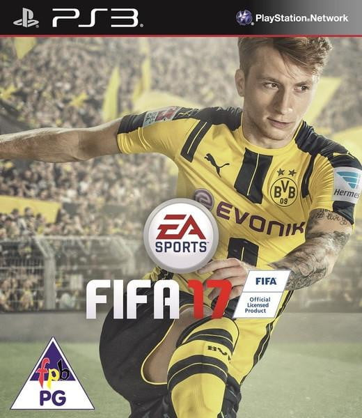 FiFA 17 E PS3 Game - Shamy Stores