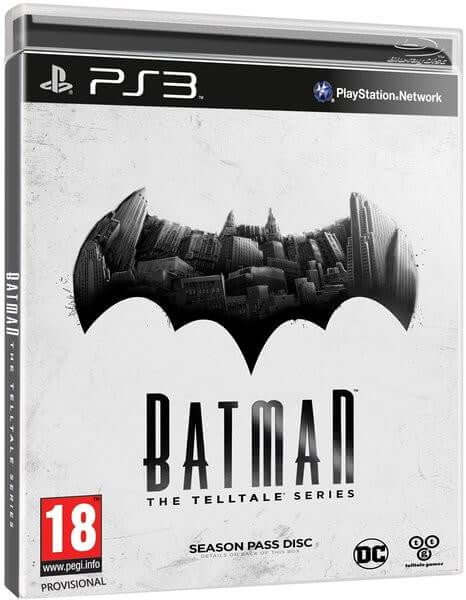 Buy Batman telltale (PS3) a PS3 Game from ShamyStores