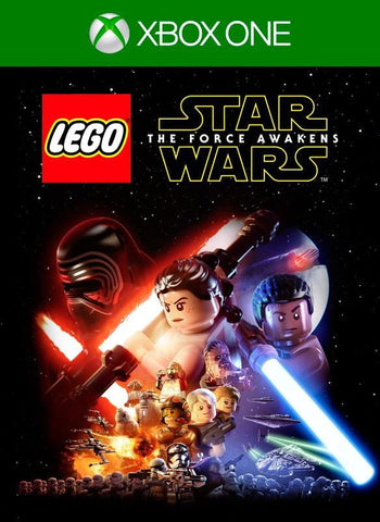 Lego Star Wars The Force Awakens