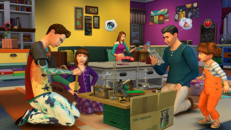 Buy The sims 4 (PS4) a PS4 Game from ShamyStores - Shamy Stores