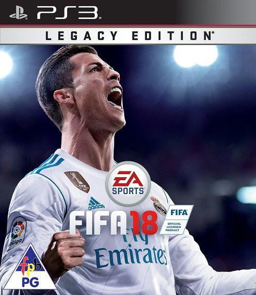 Buy FIFA 18 (legay ed) (PS3) PS3 Game in Egypt - Shamy Stores