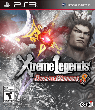 Xtreme Legends DYNASTY WARRIORS 8 (PS3)