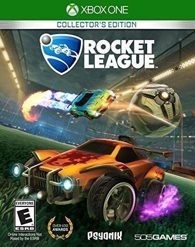 Buy Rocket league Collector's Edition (XBOX ONE) XBOX ONE in Egypt - Shamy Stores
