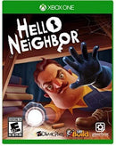 Shamy Stores Hello Neighbor (Xbox One) XBOX ONE Gearbox Publishing Gearbox Publishing egypt