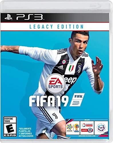 Shamy Stores FIFA 19 Legacy Edition (PS3) PS3 Game Electronic Arts Electronic Arts egypt