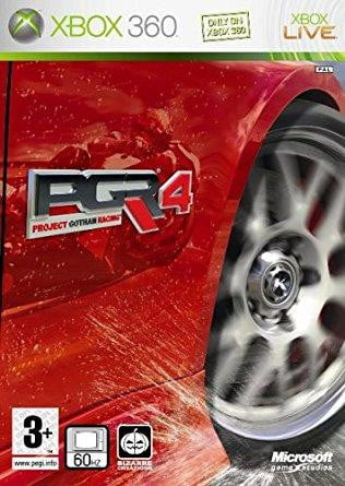 Project Gotham Racing 4 - ShamyStores