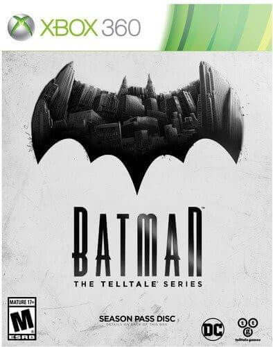 Buy Batman Telltale Series (XBOX 360) a XBOX 360 Game from Warner Bros. - Shamy Stores