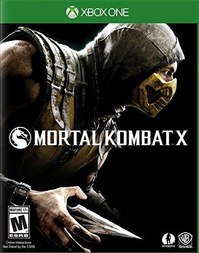 Mortal Kombat X (Xbox One) Used