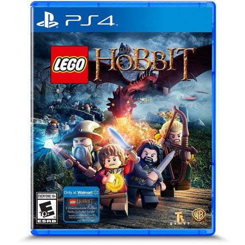 Shamy Stores Lego The Hobbit (PS4) Used PS4 Game Warner Bros. Warner Bros. egypt