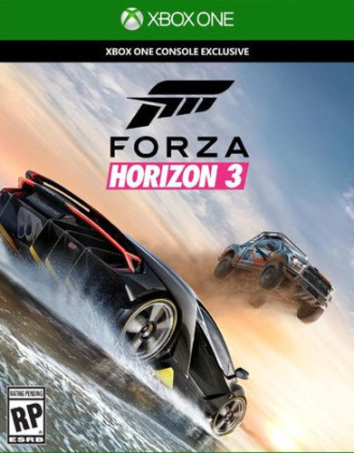 Forza Horizon 3 - Xbox One Used