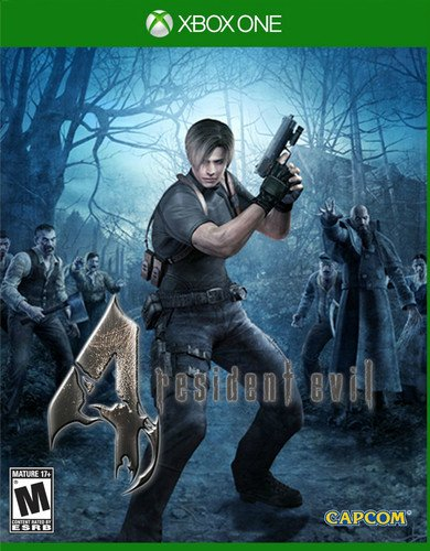Resident Evil 4 (Xbox One) Used