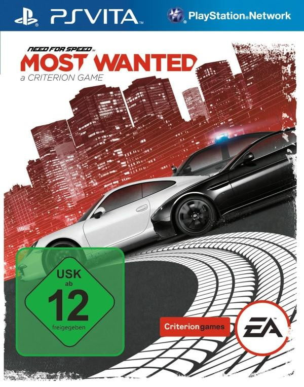 NFS most wanted PS Vita - Shamy Stores