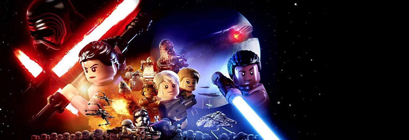 Buy Lego Star Wars The Force Awakens (PS4) PS4 Game in Egypt - Shamy Stores