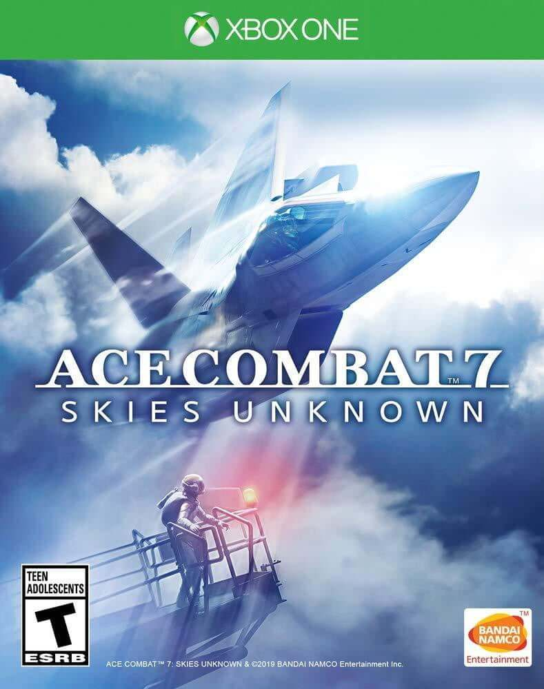 Buy Ace Combat 7 (XBOX ONE) a XBOX ONE from Bandi Namco - Shamy Stores