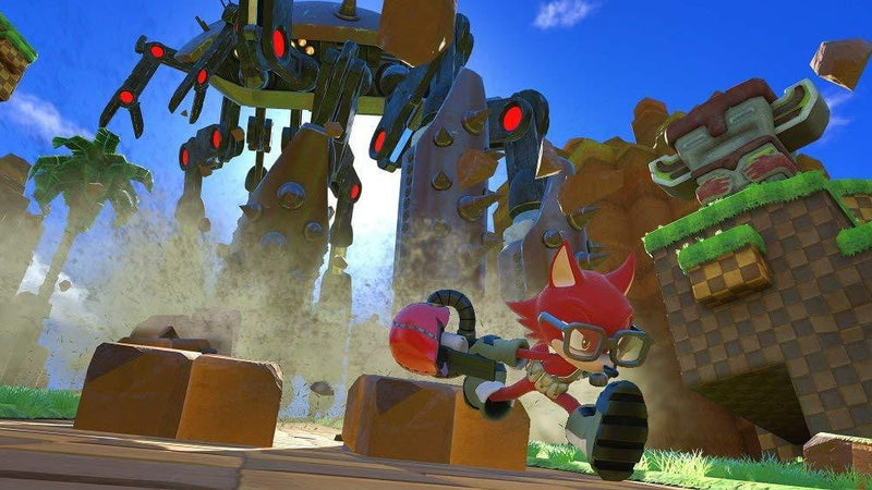 Buy Sonic Forces (PS4) a PS4 Game from SEGA - Shamy Stores