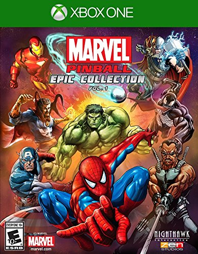 Marvel Pinball: Epic Collection Vol. 1 (Xbox One) Used