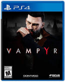 Shamy Stores Vampyr  (PS4) PS4 Game Maximum Games Maximum Games egypt