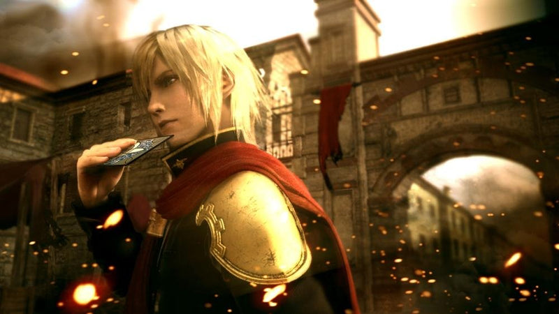 Final Fantasy Type-0 HD (PS4) Used