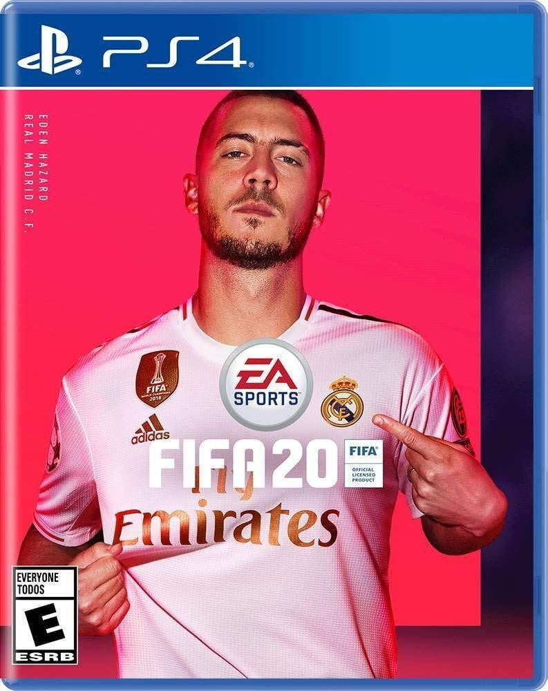 Buy FIFA 20 PS4 Game in Egypt - Shamy Stores