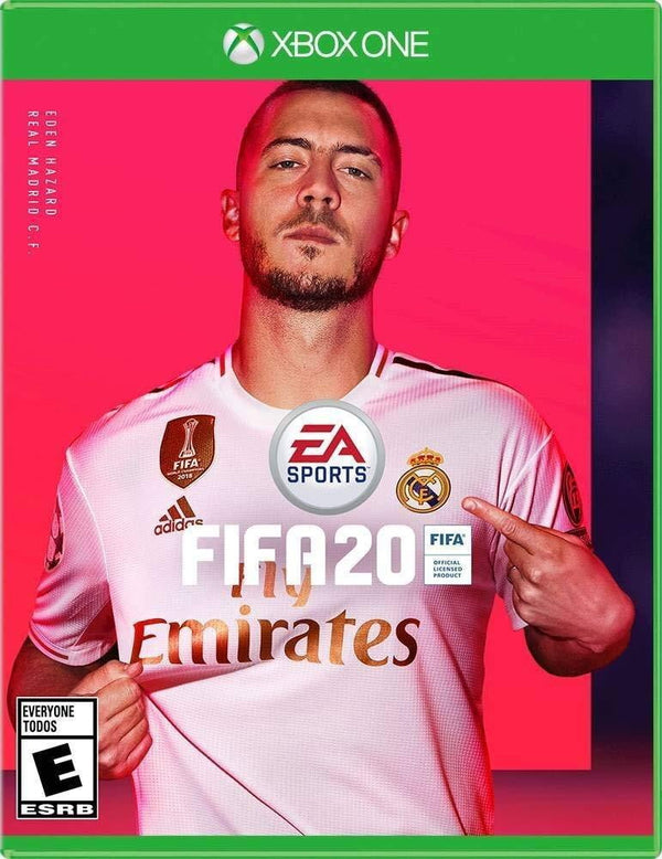 Buy FIFA 20 Xbox One game in Egypt - Shamy Stores