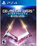 Shamy Stores Geometry wars 3 (PS4) Used PS4 Game Activision Activision egypt
