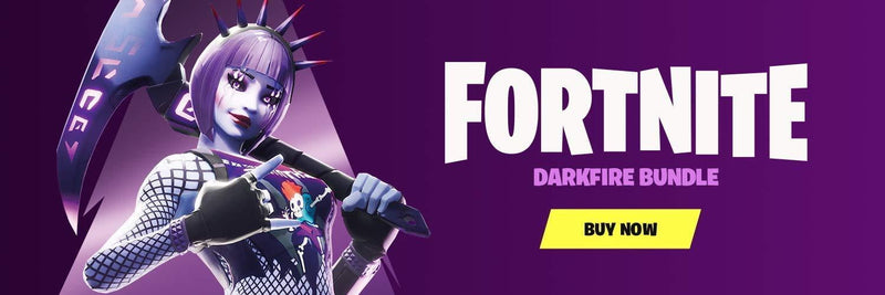 Fortnite Darkfire Bundle (PS4)